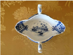 Antique Early Worcester Porcelain